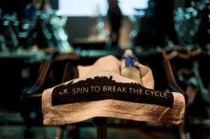 Spin to Break the Cycle 2015