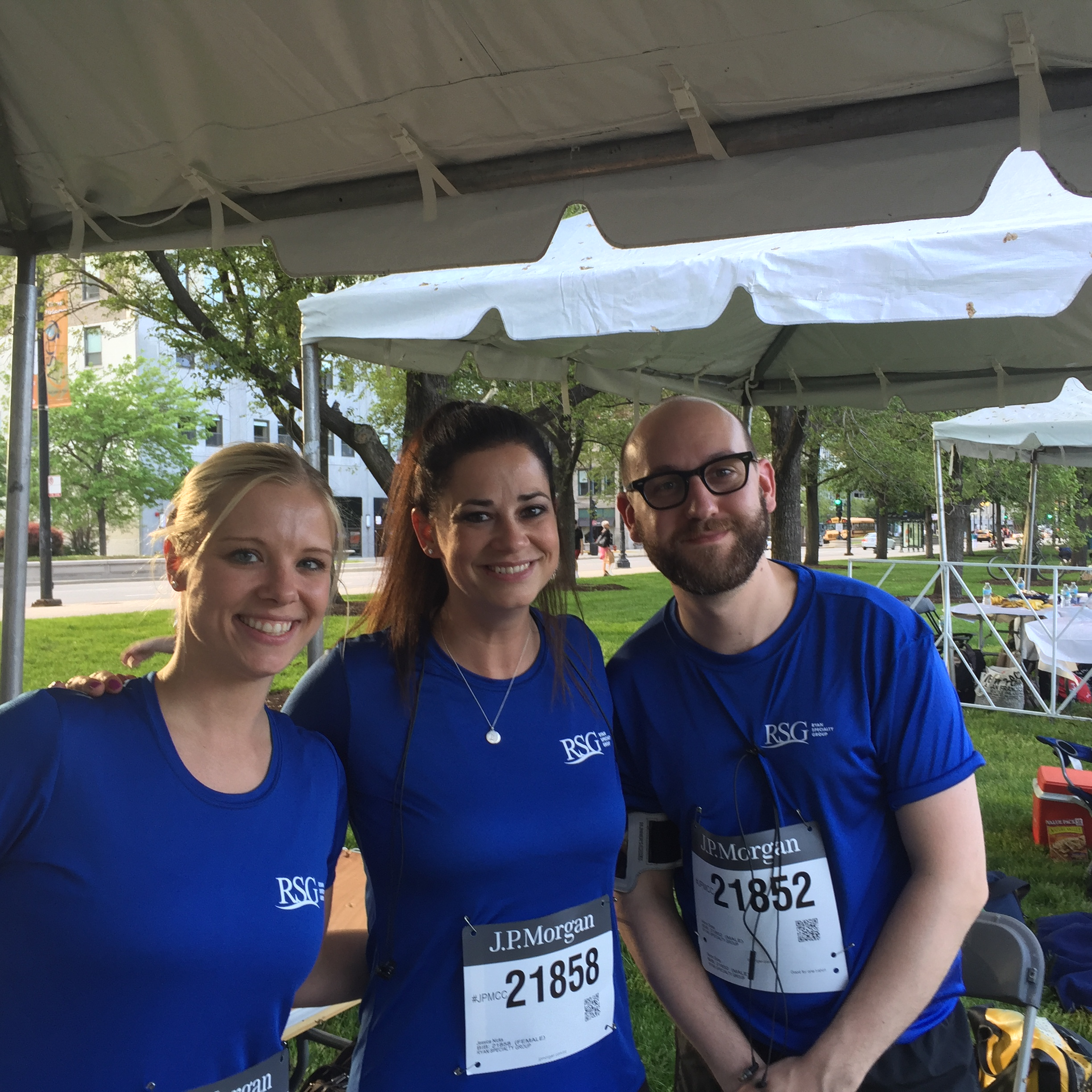 JP Morgan Chase Corporate Challenge